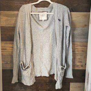 Abercrombie & Fitch Cardigan Size Medium